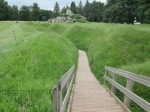 NEWFOUNDLAND TRENCHES BEAUMONT-HAMEL