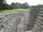 GERMAN TRENCHES VIMY RIDGE